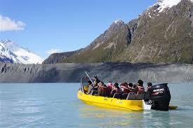 [新西蘭] 9天塔斯曼冰川之旅