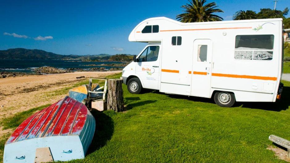 [自由行] 新西蘭 至尊露營車