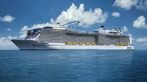 [郵輪] 皇家加勒比國際遊輪 – 海洋量子號