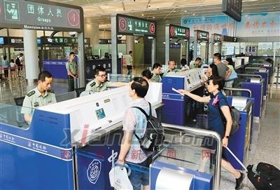 [新聞] 陝西省旅行社網上報檢時限縮至航班起飛前6小時